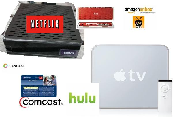 Netflix Uses $99 Set Top Box to Stream to Your TV