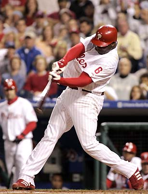Phillies Hit 2 Grand Slams, Ground Breaking on Ibanez Statue begins