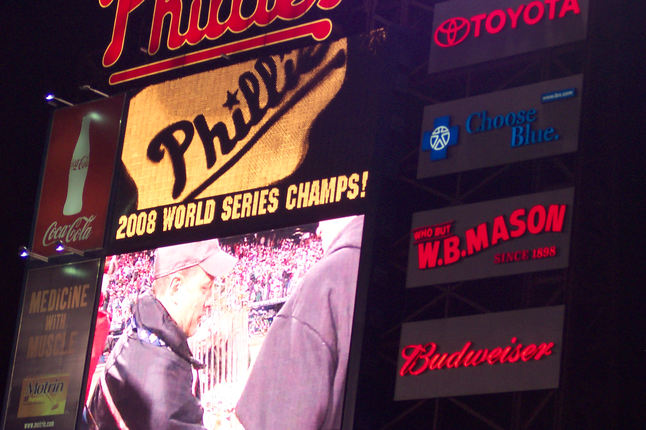 Phillies Win the World Series <br>I'm a World Champion