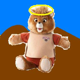 HammRadio Today: 11/30/2007 -- <br>Introducing Jesus Ruxpin